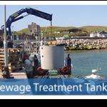 Sewage Treatment Tank